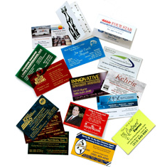 Custom Business Card Printing