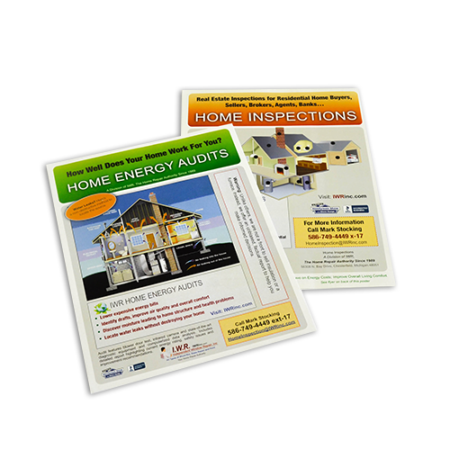 full page brochure printing printing by johnson mt clemens