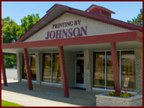 Printing by Johnson