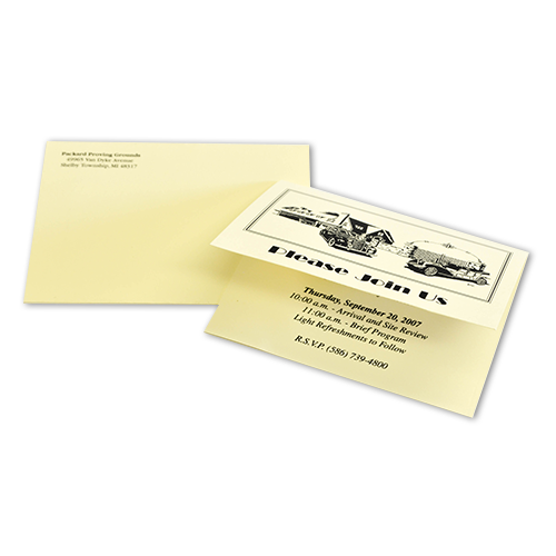Birthday Party Invitation Printing Printing by Johnson Mt – Party Invitation Companies