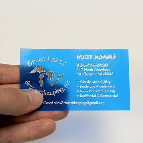 Business card printing printing by johnson mt clemens printers custom business cards colourmoves