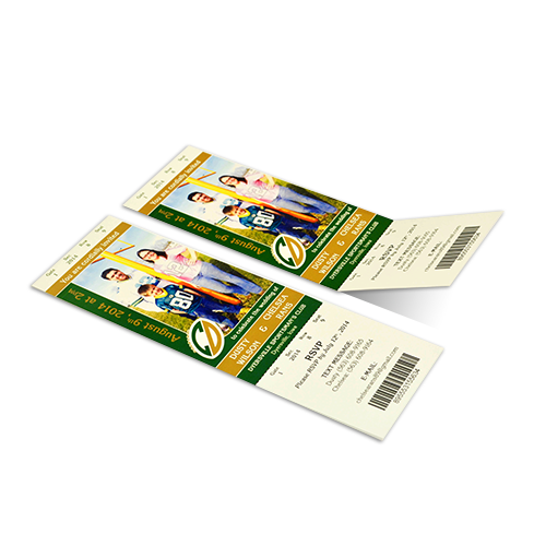 event ticket printing printing by johnson mt clemens printers