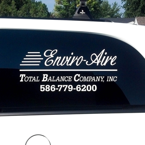 Custom Window Decals