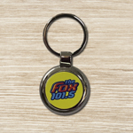 Dye Sublimated Keychains